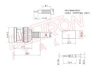 BNC-04Z-TGN - Deltron Italia